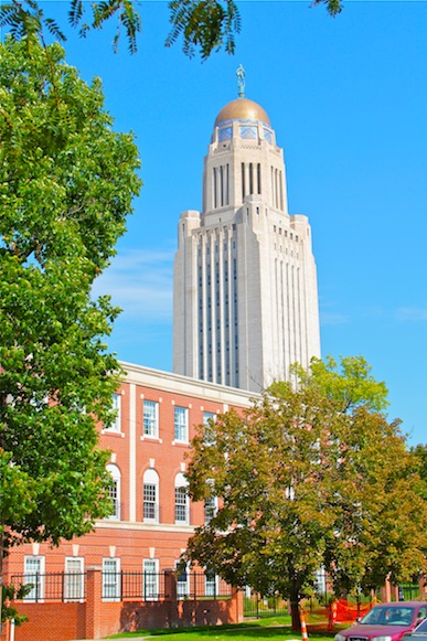 State Capital Lincoln, Nebraska