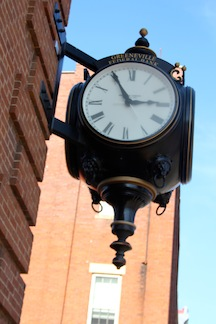 Greenville Clock