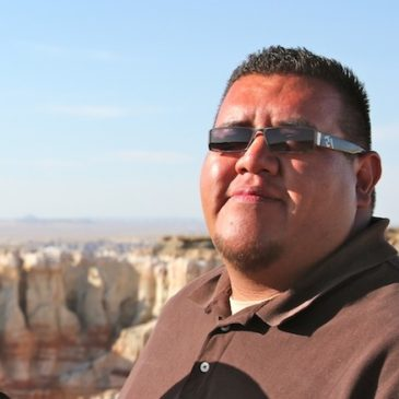 James Serveyor Talks New Hopi Arts Trail