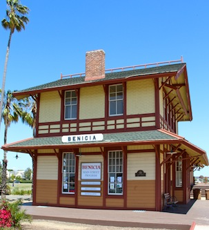 Discover Historic Benicia, California