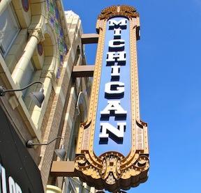 Ann Arbor's Historic Theaters & Cinetopia Film Festival
