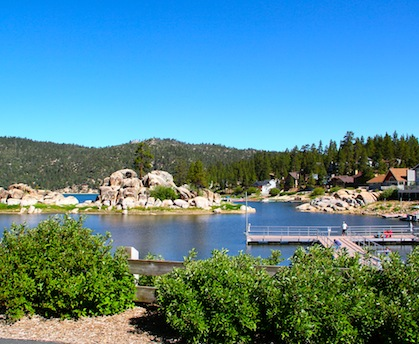 Big Bear Lake, California—2 Hours From LA but a World Apart