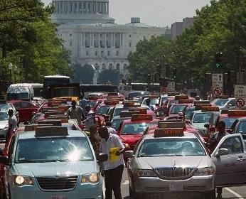 Washington D.C. Cabbie Stories