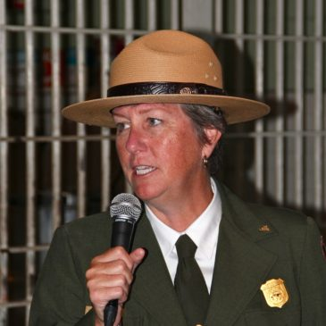 Golden Gate National Recreation Area's Chris Lehnertz NPS Superintendent