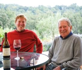 Robert Haas of Tablas Creek Vineyard–Distinctive American Rhones