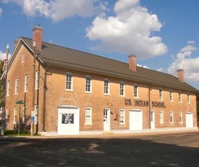 Genoa, Nebraska's historic U.S. Industrial Indian School