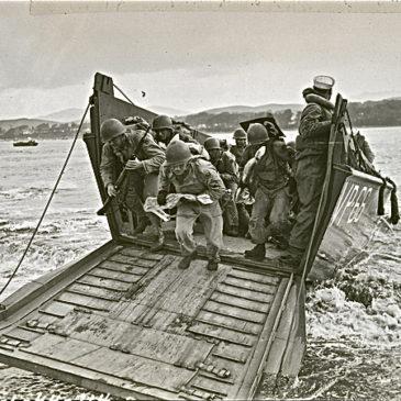 WW II Childhood memories California Central Coast & National D-Day Memorial