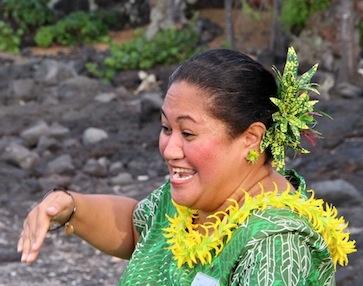 Big Island Manta Rays, Hawaiian Culture and Kona Coffee