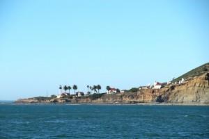 Point Loma from M.V. Adventure Hornblower