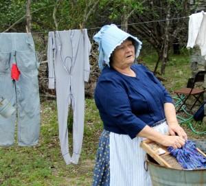 Fort Croghan Living History