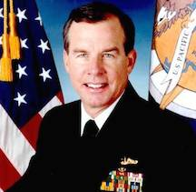 Four Star Admiral Thomas Fargo USN (Ret.) shares Pearl Harbor 75th Anniversary events