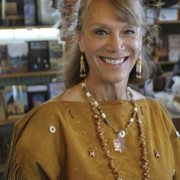 Becky Simmons' journey of discovery and embracing her Ojibwe cultural heritage