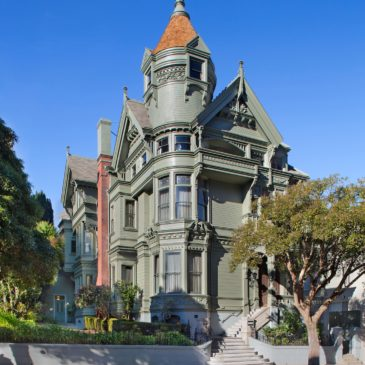 San Francisco Heritage restores classic Haas-Lilienthal 1886 Victorian
