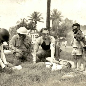 WWII life in Hawaii—a conversation with Bishop Museum Historian DeSoto Brown