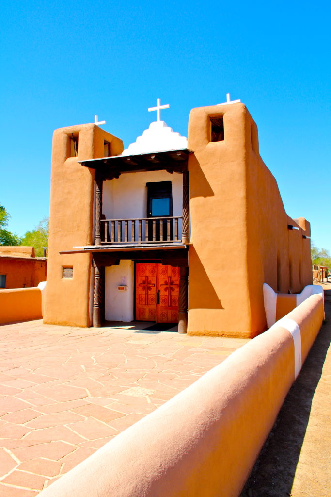 Taos Pueblo Catholic Church