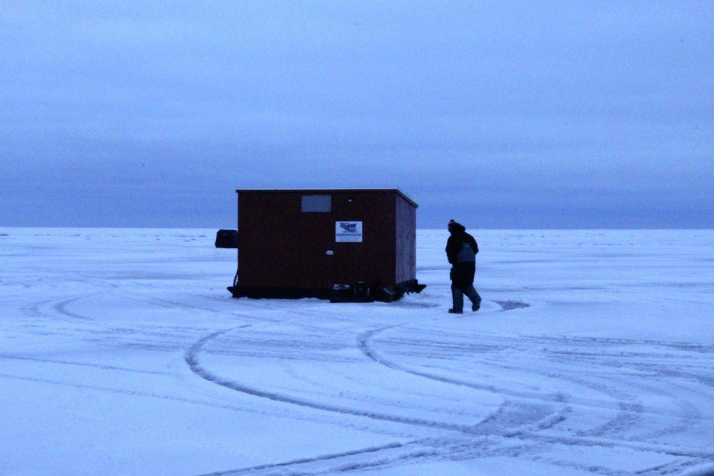 Fish Shanty on Sturgeon Bay, Wisconsin