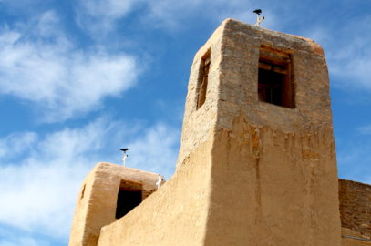 "New Mexico's Acoma ""Sky City""—possibly North America's oldest continuously inhabited community"