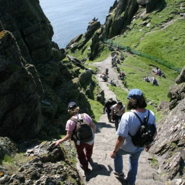 Ireland's Wild Atlantic Way–world's longest coastal route
