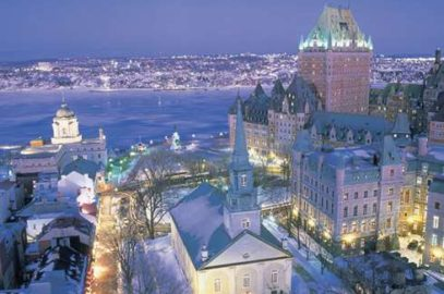 400 year-old Quebec City—A Unesco World Heritage treasure with a French flair