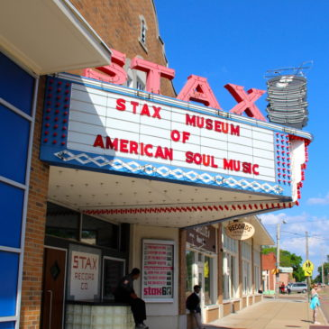 The story of Soulsville and Stax Museum of American Soul Music in Memphis