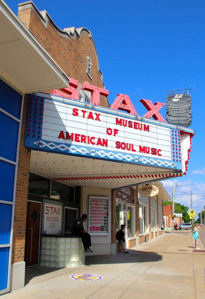 Stax Museum of American Soul Music Memphis, Tennessee. Photo Credit: Tom Wilmer