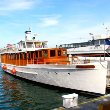 Circa-1918 Ringling Brothers circus magnate's yacht lives on in Marina del Rey