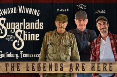 Moonshine shines in Gatlinburg Tennessee
