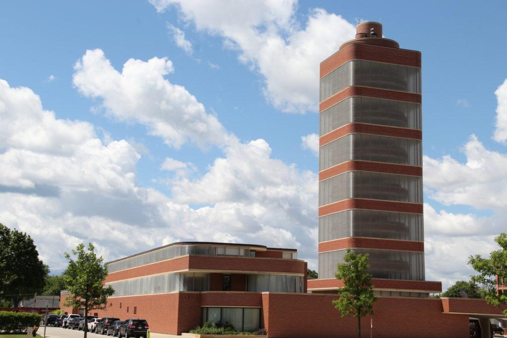 SC Johnson headquarters, Racine, Wisconsin