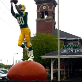 How the Green Bay Packers came to be America's only non-profit NFL franchise