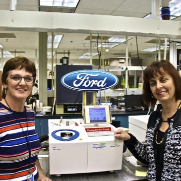 "Ford–envisioning and implementing ""farm-to-car"" green initiatives with dandelions, agave, eggshells"