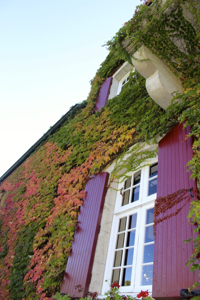 Jordan Vineyards and Winery reminiscent of French countryside