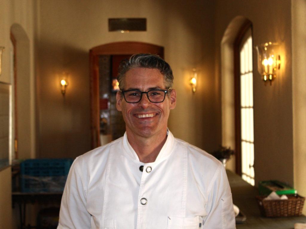 Jordan Winery's Chef Todd Knoll