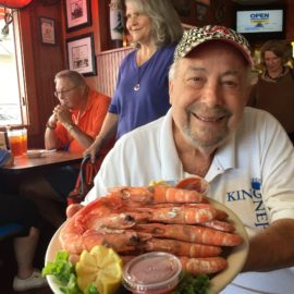 Royal Red shrimp a legend at King Neptune's diner in Gulf Shores, Alabama