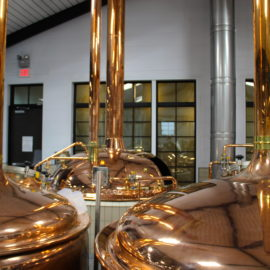 """New Fredericksburg, Texas brewery honors 16th century German """"reinheitsgebot"""" and fire-brewing"""