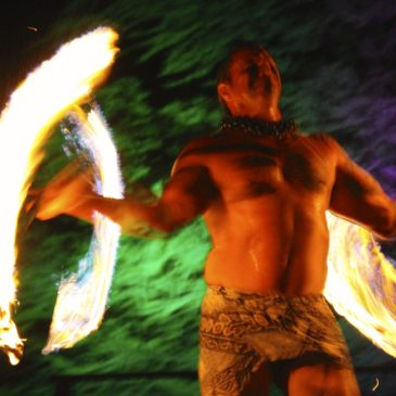 The Big Island's Luau at the Mauna Kea Resort—a reverence for Hawaiian song and dance
