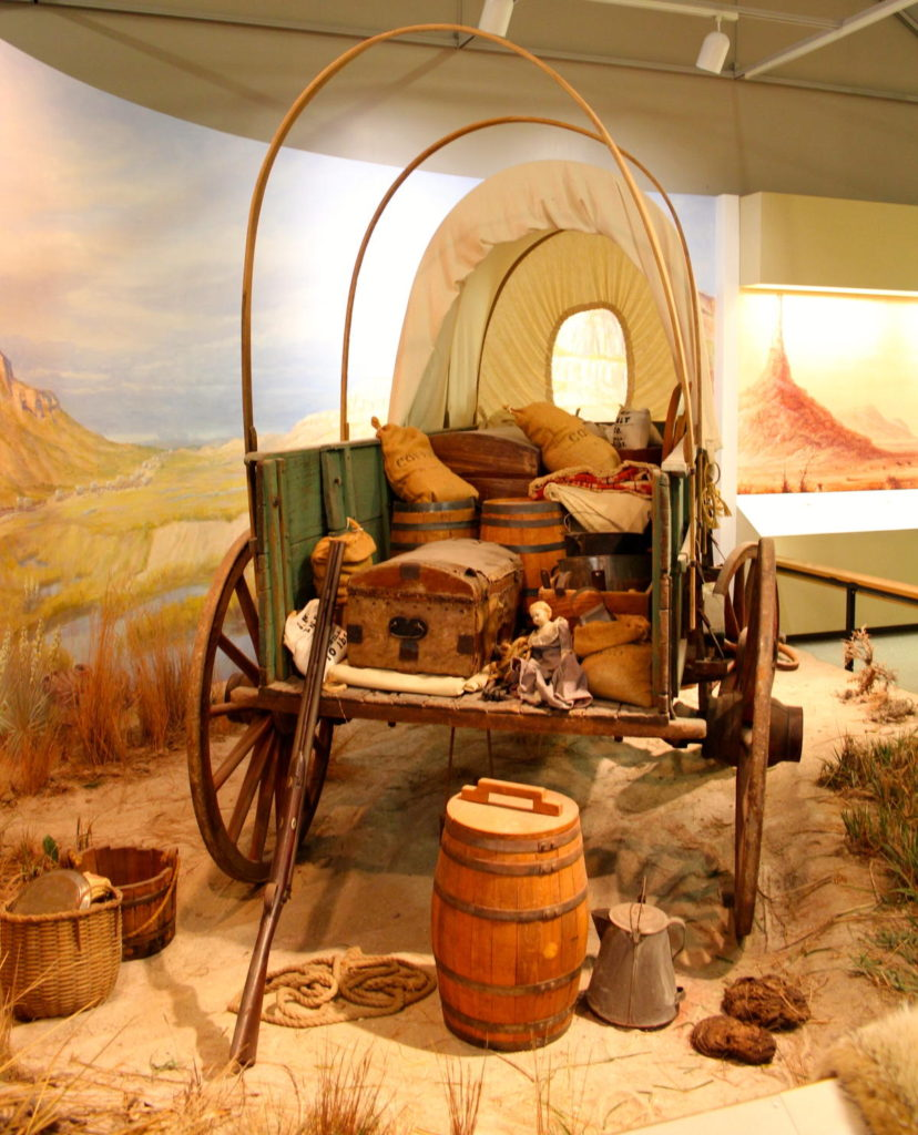 National Frontier Trails Museum in Independence, Missouri