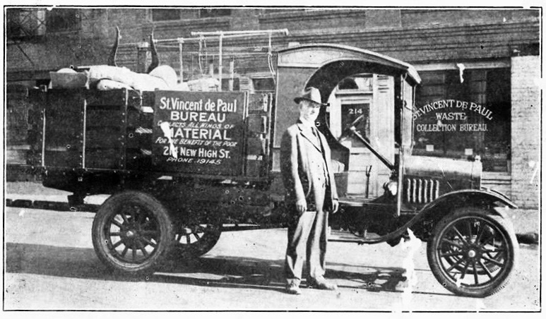 Society of Saint Vincent de Paul has been serving Los Angeles for more than a century