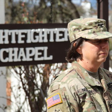 A conversation with Colonel Kerry Norman, Commander U.S. Army Garrison Fort Hunter Liggett