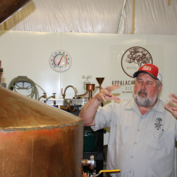 How Eastern Tennessee Moonshiners helped distill NASCAR