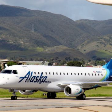 San Luis Obispo, home to America's 5th fastest-growing airport